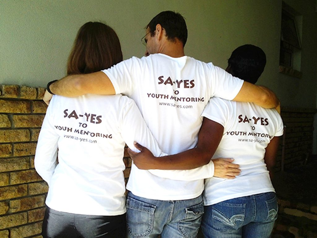 90 Youth in the 2015 SAYes TIL Youth Mentoring Programme